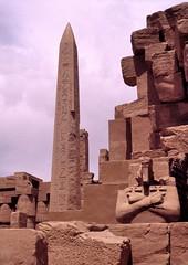 egypte_karnak_005 : Karnak, Egypte (pascalvu1) Tags: egypt film kodachrome nikonf art architecture