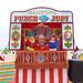 Hanton's Punch and Judy on Gorleson Beach