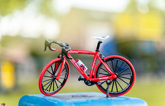 BICYCLE 4 (Alan Piano Photography) Tags: sun street soft sky story sony straat beautiful foto fotograaf fine fiets alpha a7r3 a7riii camera city epe holland photo photography photoshoot red art bicycle test tamron testing toys