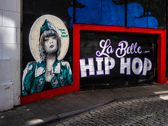 Belle HIP HOP 1 (Only_314K) Tags: belgium belgique hip hop hiphop rap dance graff graffiti femme