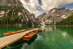 Pragser Wildsee (jürgenmilnik) Tags: italien italia dolomiten dolomiti pragserwildsee lago landschaft landscape nikon nikond7200