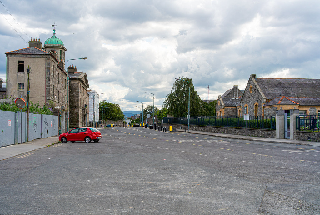GRANGEGORMAN COLLEGE CAMPUS - NOW TU DUBLIN CAMPUS [PHOTOGRAPHED USING A VOIGTLANDER 40mm LENS]-1544587