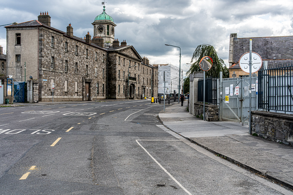 GRANGEGORMAN COLLEGE CAMPUS - NOW TU DUBLIN CAMPUS [PHOTOGRAPHED USING A VOIGTLANDER 40mm LENS]-1544590