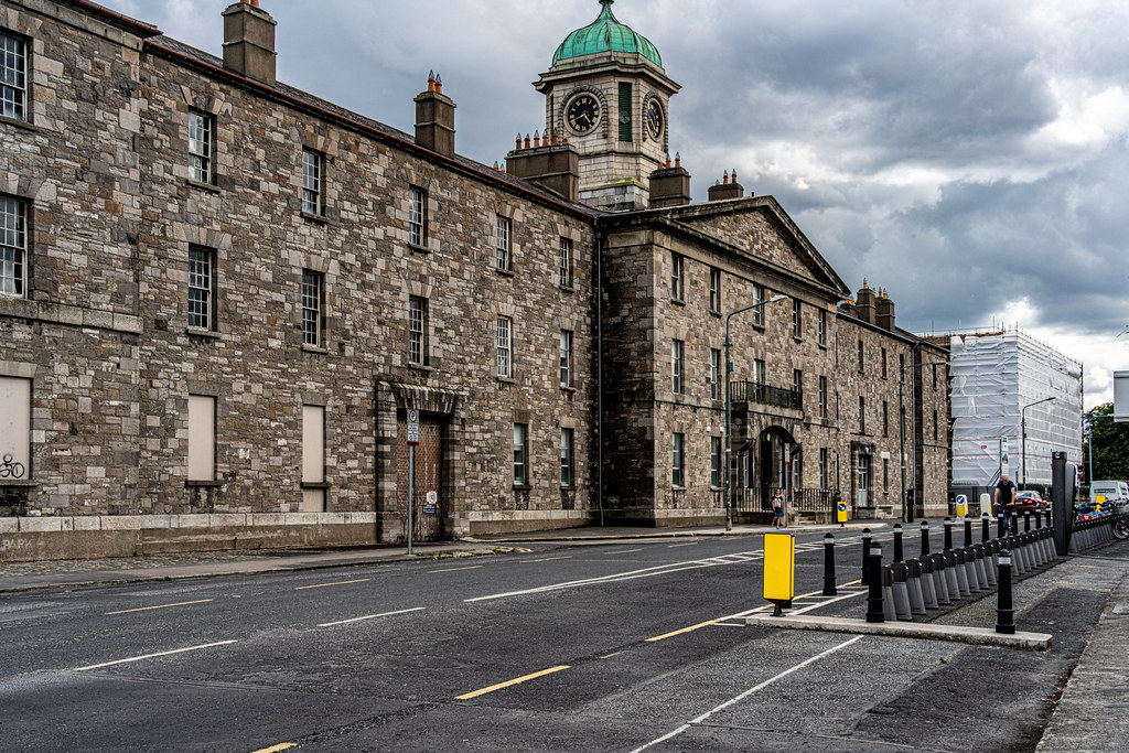GRANGEGORMAN COLLEGE CAMPUS - NOW TU DUBLIN CAMPUS [PHOTOGRAPHED USING A VOIGTLANDER 40mm LENS]-1544591