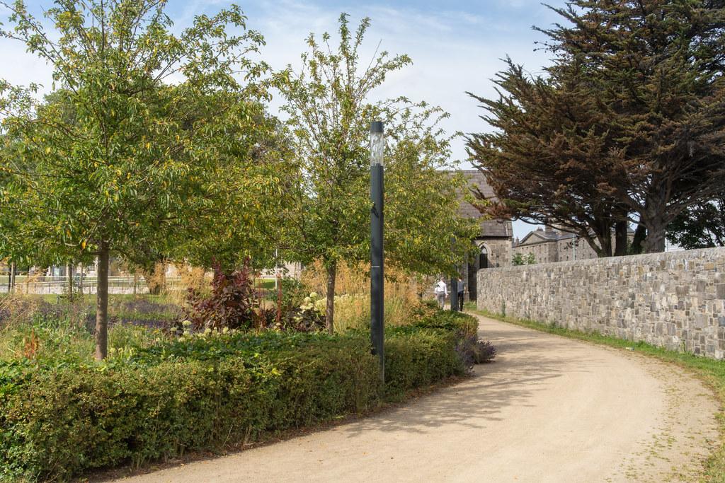GRANGEGORMAN COLLEGE CAMPUS - NOW TU DUBLIN CAMPUS [PHOTOGRAPHED USING A VOIGTLANDER 40mm LENS]-1544620