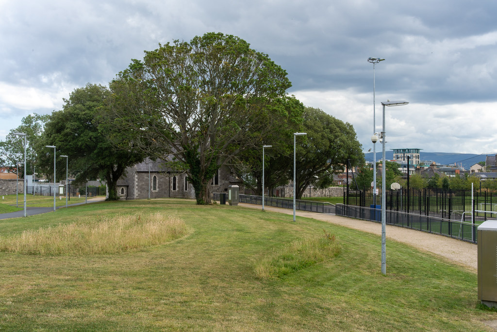 GRANGEGORMAN COLLEGE CAMPUS - NOW TU DUBLIN CAMPUS [PHOTOGRAPHED USING A VOIGTLANDER 40mm LENS]-1544604