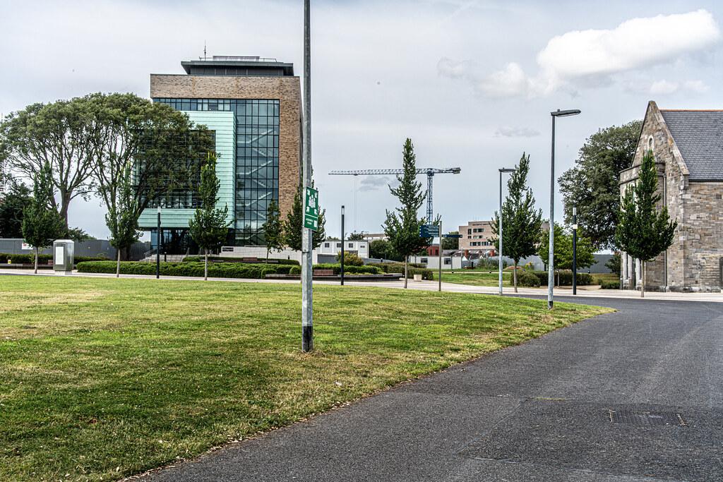 GRANGEGORMAN COLLEGE CAMPUS - NOW TU DUBLIN CAMPUS [PHOTOGRAPHED USING A VOIGTLANDER 40mm LENS]-1544601