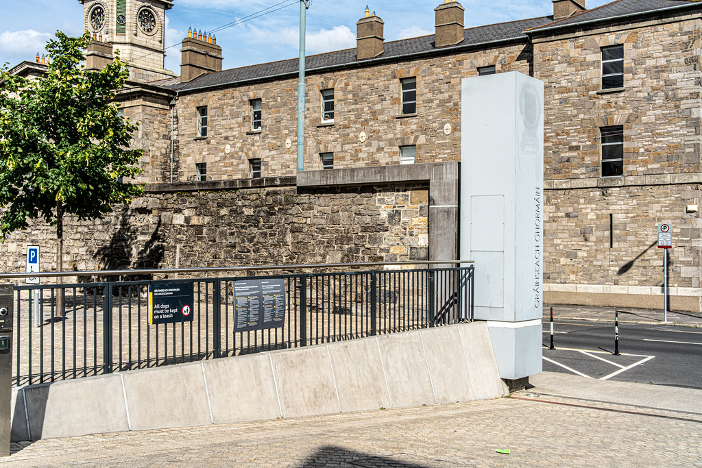 GRANGEGORMAN COLLEGE CAMPUS - NOW TU DUBLIN CAMPUS [PHOTOGRAPHED USING A VOIGTLANDER 40mm LENS]-1544630