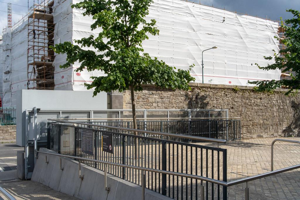 GRANGEGORMAN COLLEGE CAMPUS - NOW TU DUBLIN CAMPUS [PHOTOGRAPHED USING A VOIGTLANDER 40mm LENS]-1544629