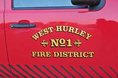 West Hurley Fire District Utility 66-15 (Triborough) Tags: ny newyork ulstercounty highland whfd westhurleyfiredistrict westhurleyfiredepartment firetruck fireengine utility utility6615 6615 gm chevrolet 2500 hd 2500hd
