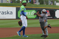 (Minda Haas Kuhlmann) Tags: sports baseball milb minorleaguebaseball pacificcoastleague omahastormchasers nebraska omaha papillion sarpycounty outdoors cazadoresdetormentas onfieldpromotions fans kelvingutierrez