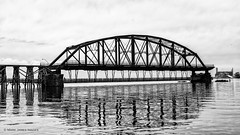 A Bridge to Where? (Mark James Images) Tags: abandonedbridge