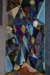 Jazz Nº 2 (WayneToTheMax) Tags: artdigitalphotographynikond750womanportraitladyfashioncolorfigurestudynudedecocubismimpressionism