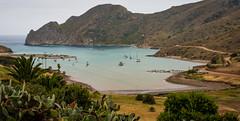 Cat Harbor (nebulous 1) Tags: catharbor santacatalina island twoharbors pacificocean water boats hills nikon nebulous1 glene