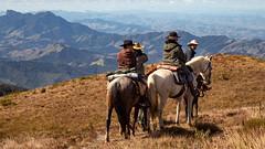 Cavaleiros (Ars Clicandi) Tags: parque brazil minasgerais brasil itatiaia bocainademinas park horse mountain national nacional cavalo montanha cavaleiro parnai