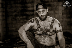 Mr Pgh Bear..Maxxx (Shawn Collins Photography) Tags: bear beard hairy hairychest otter mrpghbear male model chubby bodypositive hirsute cubby hairymen scruff scruffy