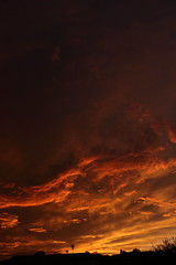 Sunset 7 20 19 116 (Az Skies Photography) Tags: sun set sunset dusk twilight nightfall sky skyline skyscape rio rico arizona az riorico rioricoaz arizonasky arizonaskyscape arizonaskyline arizonasunset cloud clouds red orange yellow gold golden salmon black canon eos 80d canoneos80d eos80d canon80d july 20 2019 july202019 72019 7202019