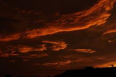 Sunset 7 20 19 108 (Az Skies Photography) Tags: sun set sunset dusk twilight nightfall sky skyline skyscape rio rico arizona az riorico rioricoaz arizonasky arizonaskyscape arizonaskyline arizonasunset cloud clouds red orange yellow gold golden salmon black canon eos 80d canoneos80d eos80d canon80d july 20 2019 july202019 72019 7202019