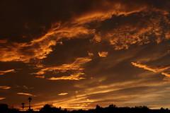 Sunset 7 20 19 090 (Az Skies Photography) Tags: sun set sunset dusk twilight nightfall sky skyline skyscape rio rico arizona az riorico rioricoaz arizonasky arizonaskyscape arizonaskyline arizonasunset cloud clouds red orange yellow gold golden salmon black canon eos 80d canoneos80d eos80d canon80d july 20 2019 july202019 72019 7202019
