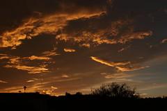 Sunset 7 20 19 079 (Az Skies Photography) Tags: sun set sunset dusk twilight nightfall sky skyline skyscape rio rico arizona az riorico rioricoaz arizonasky arizonaskyscape arizonaskyline arizonasunset cloud clouds red orange yellow gold golden salmon black canon eos 80d canoneos80d eos80d canon80d july 20 2019 july202019 72019 7202019