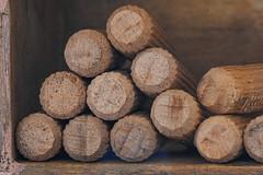 ... stack of woods ... (wolli s) Tags: dübel hmm macromondays madeofwood monday mondays macro makro wood nikon d7100 pegs