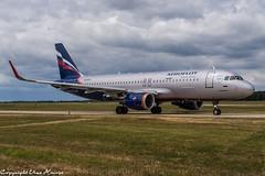 Aeroflot VQ-BPU (U. Heinze) Tags: aircraft airlines airways airplane flugzeug planespotting plane haj hannoverlangenhagenairporthaj nikon d610 nikon28300mm eddv