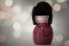 My little China doll (glendamaree) Tags: macromondays madeofwood woodentoy macro china doll