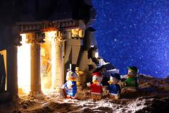 Hidden Treasure (Frost Bricks) Tags: lego moc huey dewey louie uncle scrooge hidden temple treasure duck tales