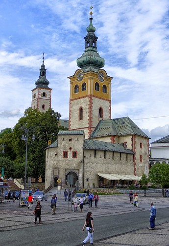 Banska Bystrica Stadtburg