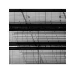 place of justice (?) (Armin Fuchs) Tags: arminfuchs lavillelaplusdangereuse würzburg blinds diagonal stripes square justizzentrum strafjustizzentrum graphic light shadows niftyfifty