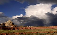 USA - Utah - Page - along the road 89 (AlCapitol) Tags: page alongtheroad89 nikon d850 utah usa us etatsunis orage arcenciel