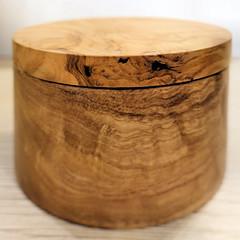 small wooden jar (andtor) Tags: madeofwood hmm macromondays rx100miii