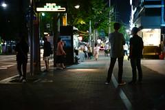 2238/1949 (june1777) Tags: snap street seoul night light bokeh sony a7ii helios 442 58mm f2 russian m42 3200 clear