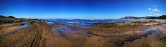 Baskenland0229 (schulzharri) Tags: baskenland basque spanien spain espana bilbao reise travel strand beach meer ocean atlantik sonnenuntergang felsen rock water himmel wasser sky