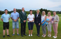 OPEN Week Ladies Club Prize Winners