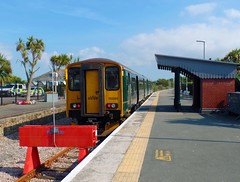 150265 Newquay (5) (Marky7890) Tags: gwr 150265 class150 sprinter 2n09 newquay railway cornwall atlanticcoastline train