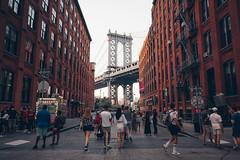 Iconic View (Bunaro) Tags: nyc new york city usa us america manhattan 4th july canon rp canonrp 1635 visitusa travel cityscape macys firework bridge crowd people