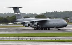 C5 70029 (TF102A) Tags: aviation aircraft airplane prestwick prestwickairport usaf usairforce c5 c5m 70029 travis