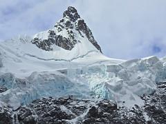 Nevado Hualipayoc (Mono Andes) Tags: andes perú cordilleravilcanota cusco trekking backpacking glaciar glacier