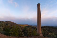 Burraga Mine Chimney (timmytooltime) Tags: sony a7iii 24105mm 24mm landscape burraga nsw oberon mine mining chimney central tablelands copper