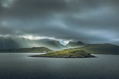 The skies of the North (Sizun Eye) Tags: lofoten skies norway arctic north landscape seascape mountains light outdoors sizuneye nikond750 tamron2470mmf28