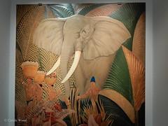 Paris - Musée d'Orsay (Fontaines de Rome) Tags: paris musée orsay exposition modèle noir géricault matisse eléphant jean dunand