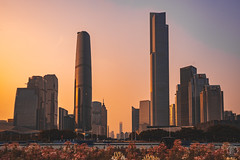 Guangzhou Central business District | Guangzhou China (kachaneawsuparp) Tags: sony sonya7rii a7rii a7 asia china cityscape landscape lens emount 35mm 1635 1635gm 1635mm 16mm fe fullframe gm guangzhou gmaster canton peatkacha f28
