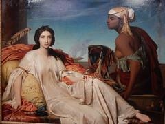 Paris - Musée d'Orsay (Fontaines de Rome) Tags: paris musée orsay exposition modèle noir géricault matisse ester odalisque françois léon bénouville