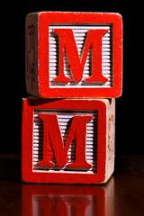 Wooden Blocks (WilliamND4) Tags: hmm macromondays macro madeofwood tokina100mmf28atxprod nikon d810 blocks toys