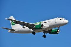 (ORY) HI FLY Malta Airbus A319-100 9H-LOL Landing runway 06 (dadie92) Tags: ory orly airbus hifly hiflymalta a319 a319100 9hlol landing spotting aircraft airplane nikon d7100 tamron sigma 16300 danieldanel
