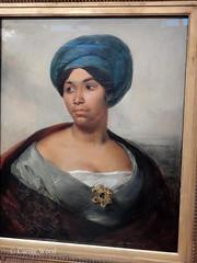 Paris - Musée d'Orsay (Fontaines de Rome) Tags: paris musée orsay exposition modèle noir géricault matisse portrait femme turban bleu eugène delacroix