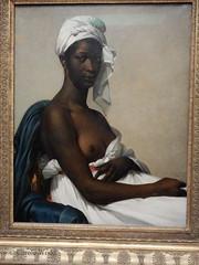 Paris - Musée d'Orsay (Fontaines de Rome) Tags: paris musée orsay exposition modèle noir géricault matisse portrait madeleine femme noire marie guillemine benoist