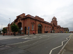 Nottingham Train Station, July 2019 (Dave_Johnson) Tags: nottinghamstation railwaystation trainstation station railway rail train redbrick nottingham nottinghamshire notts