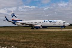 SunExpress TC-SNV (U. Heinze) Tags: aircraft airlines airways airplane flugzeug planespotting plane nikon d610 nikon28300mm haj hannoverlangenhagenairporthaj eddv